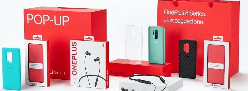 OnePlus 8 pre-launch leaks reveal Google One promotion, André limited edition cases, Pop-up box, more