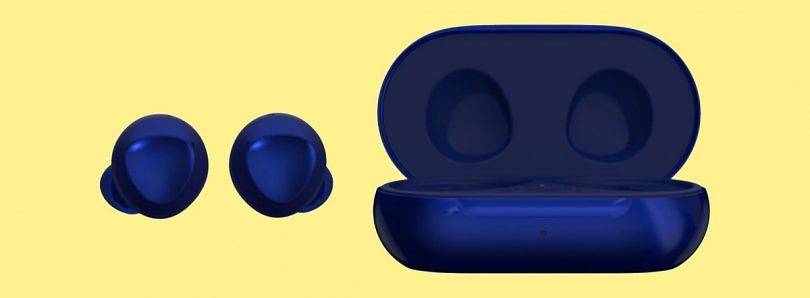 Samsung Galaxy Buds+ may be coming in a new Deep Blue color