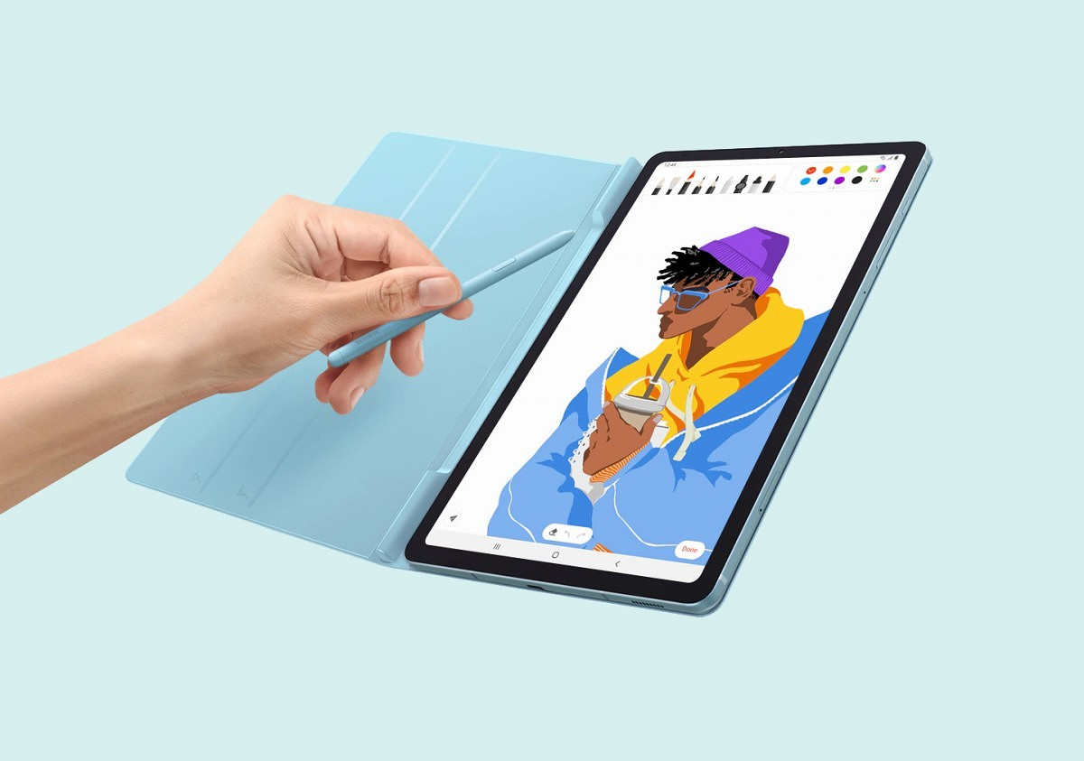 Samsung Announces Galaxy Tab S6 Lite With S Pen And Exynos 9611