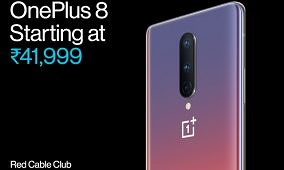 [Update 2: Sales delayed] OnePlus 8 and OnePlus 8 Pro launched in India, starting at ₹41,999 ($549)