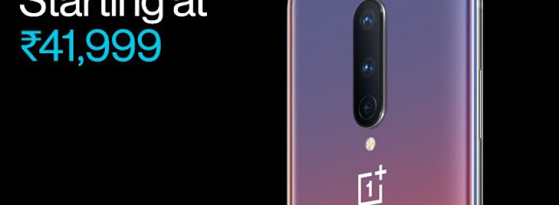 [Update 3: June 15 Sale] OnePlus 8 and OnePlus 8 Pro launched in India, starting at ₹41,999 ($549)