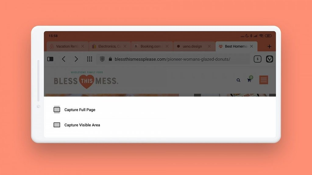 vivaldi browser for android
