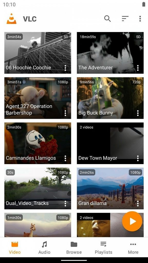 VLC 3.3.0 beta for Android