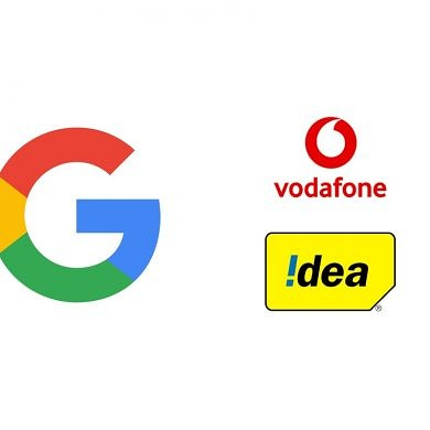 Google reportedly exploring investment in Vodafone Idea in India