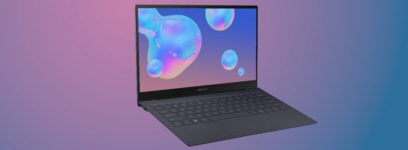 Samsung Galaxy Book S announced with Intel Lakefield chipset and LTE