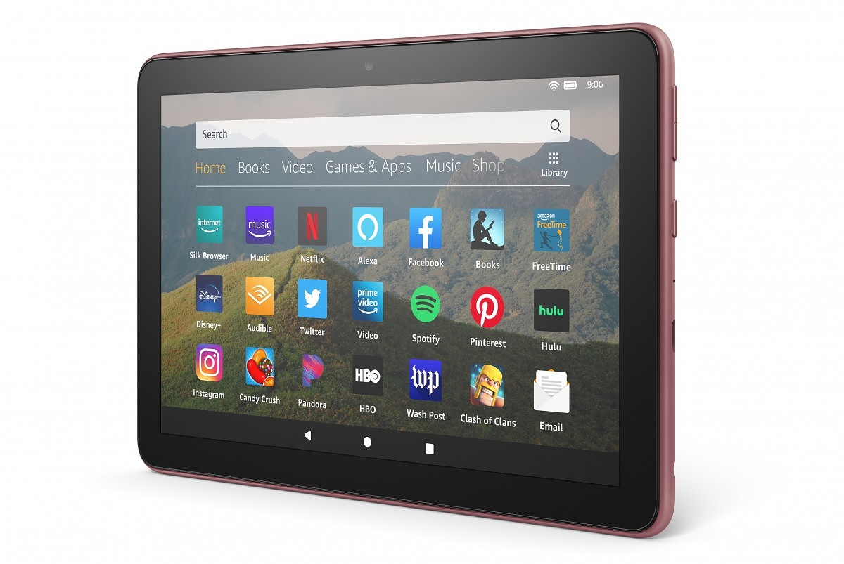 Amazon announces Fire HD 8 2020 entry-level tablets starting from $89.99