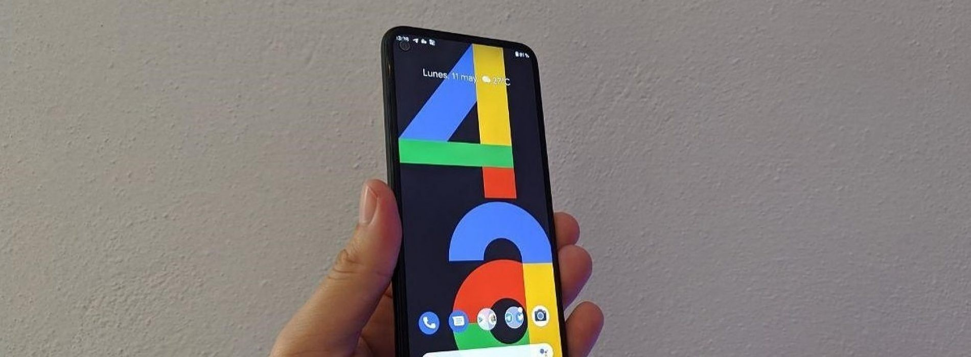 Download The Google Pixel 4a Wallpapers In Full Hd 2340 X 1080