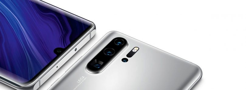 [Update: UK Pricing] Huawei P30 Pro New Edition launches with Google apps support in a new Silver color