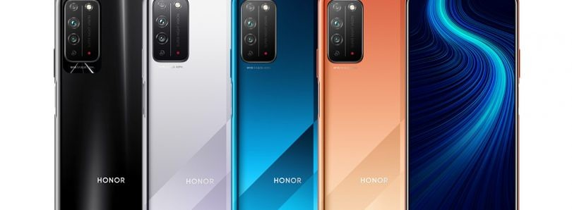 Honor X10 5G with 90Hz display, Kirin 820, pop-up front camera launching in China on May 20