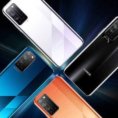 Honor X10 mid-range smartphone launches with the Kirin 820 and 90Hz display