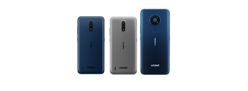 HMD Global launches 3 budget Nokia smartphones for Cricket Wireless