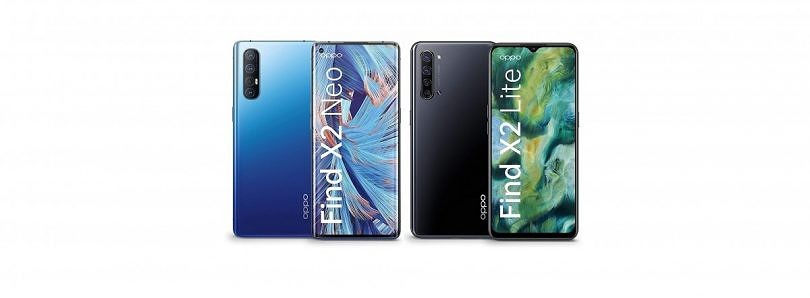 OPPO Find X2 Neo and Find X2 Lite forums are open as both go on pre-order in Europe