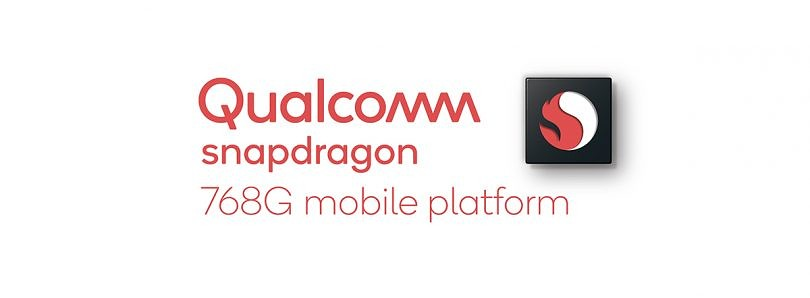 Qualcomm announces the Snapdragon 768G mobile platform, an overclocked Snapdragon 765G