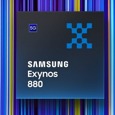 Samsung announces the Exynos 880 chipset for mid-range 5G smartphones