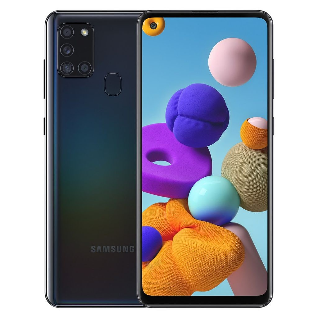 Samsung Galaxy A21s Renders And Specifications Revealed In