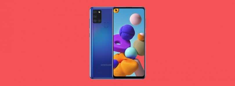 Samsung's budget Galaxy A21s leaks with quad rear cameras, hole-punch display, and the new Exynos 850