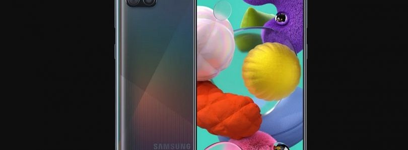Samsung Galaxy A51 is now available from AT&T and Xfinity Mobile in the U.S.