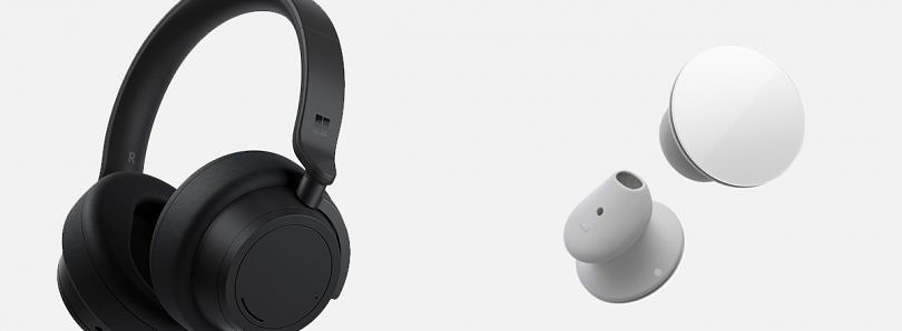 Microsoft announces the Surface Headphones 2 and launches its truly wireless Surface Earbuds