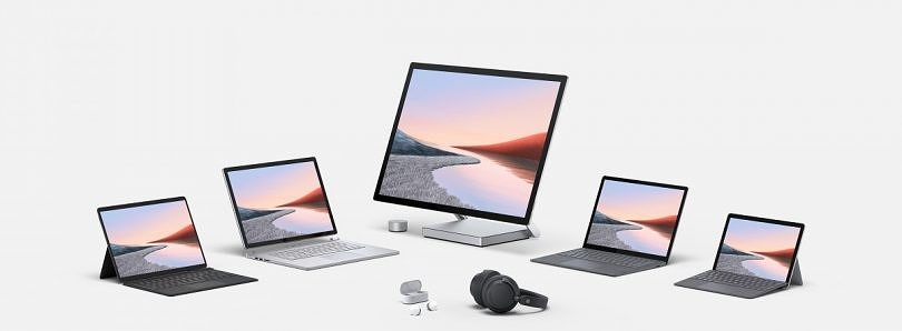 Microsoft announces the Surface Book 3 and Surface Go 2 laptops