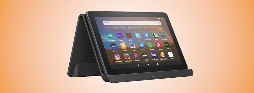 Amazon bumps the Fire HD 8 specs and adds a Plus model with wireless charging