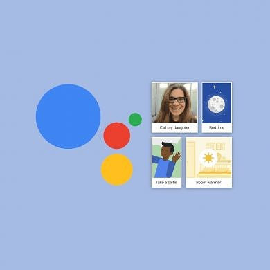 Google releases Assistant-powered Action Blocks and new accessibility features in Maps, Live Transcribe, and Sound Amplifier