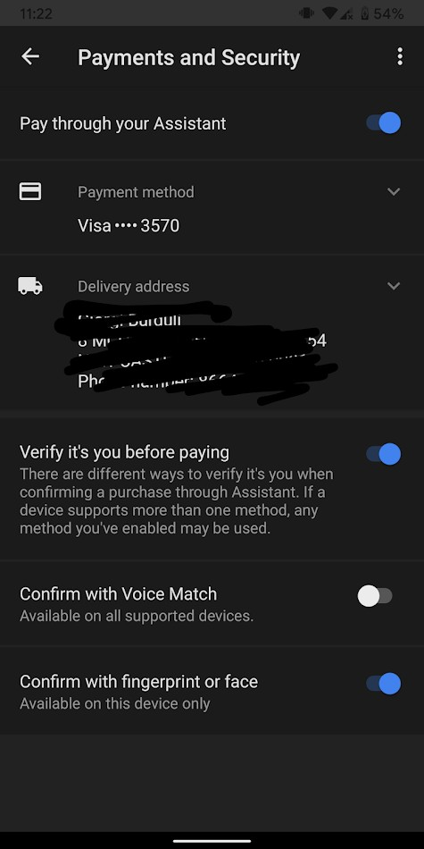 Google tests voice confirmation for some purchases made through Google Assistant