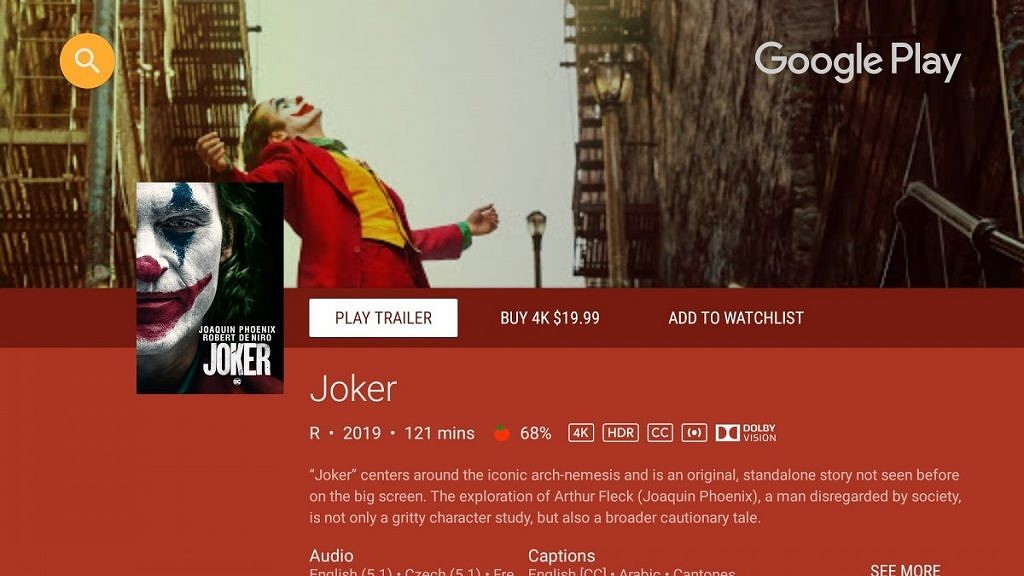 """<p>Earlier this year, Google announced support for HDR content on Google Play Movies & TV. The company specifically mentioned HDR10+, but we knew it was preparing to support Dolby Vision HDR as well. Today, we're seeing a batch of Dolby Vision HDR titles available on the platform. Joker and A Simple Favor are the first</p> <p>The post <a rel=""""nofollow"""" href=""""https://www.xda-developers.com/google-play-movies-dolby-vision-hdr-titles/"""">Google Play Movies adds its first Dolby Vision HDR titles</a> appeared first on <a rel=""""nofollow"""" href=""""https://www.xda-developers.com/"""">xda-developers</a>.</p>"""