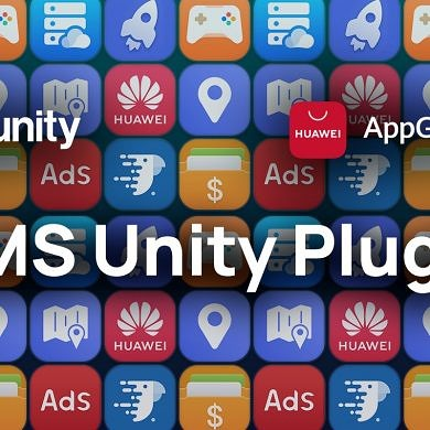 Easily integrate Huawei Mobile Services into your Unity game with the HMS Unity Plugin!