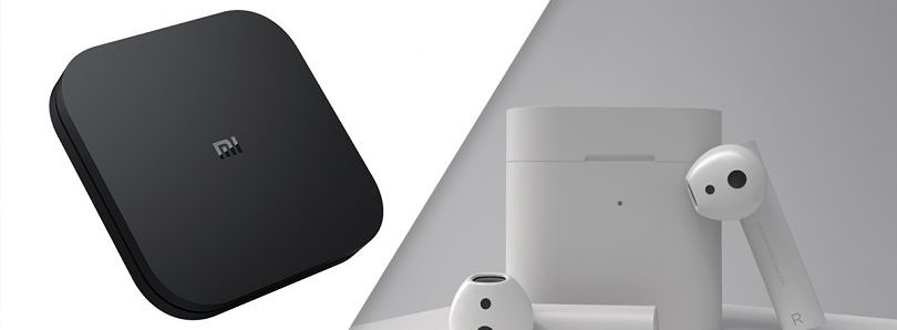 Xiaomi launches Mi True Wireless Earphones 2 and Android TV-powered Mi Box 4K in India
