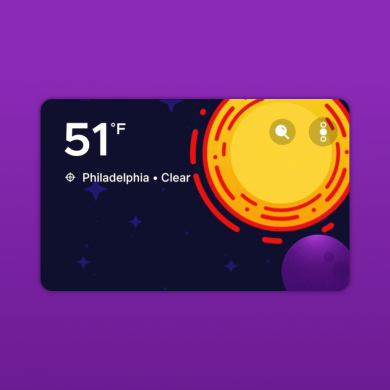 Overdrop Weather App Review – A Promising Alternative to Dark Sky