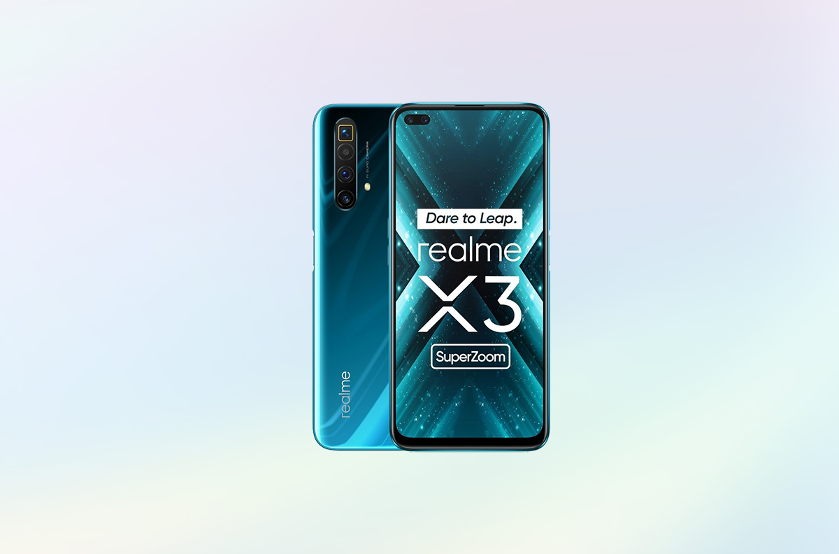 Realme X3 Superzoom With Snapdragon 855 120hz Display Launched