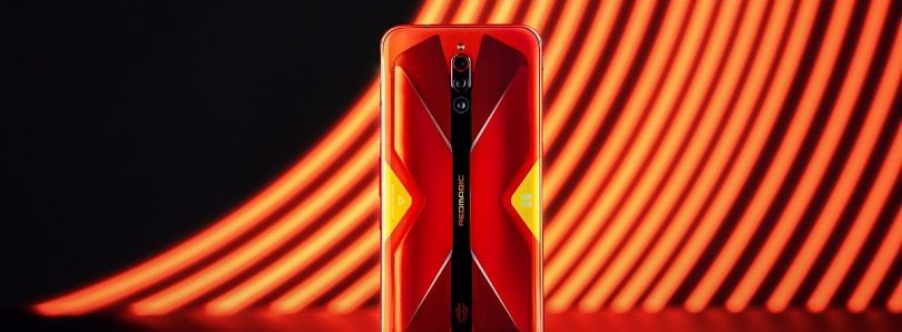 "Red Magic 5G is getting a new ""Hot Rod Red"" color option"