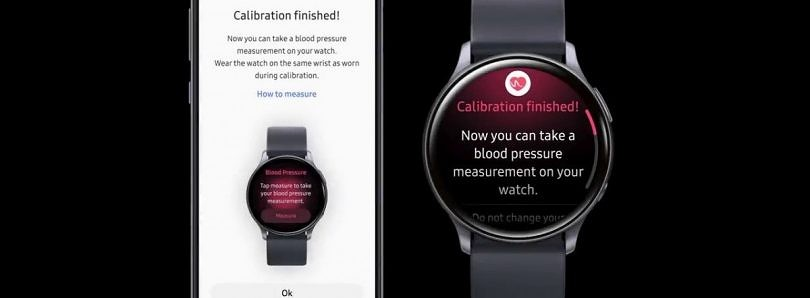 Here's how you can measure blood pressure with your Samsung Galaxy Watch Active 2 right now