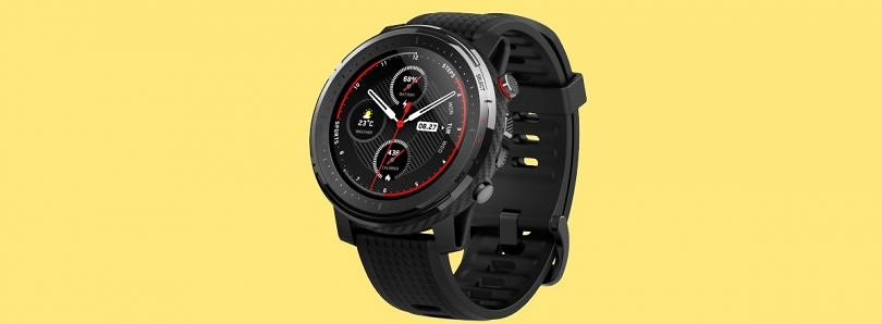 Amazfit Stratos 3 with integrated GPS, Wi-Fi and music storage launched in India for ₹13,999 (~$185)