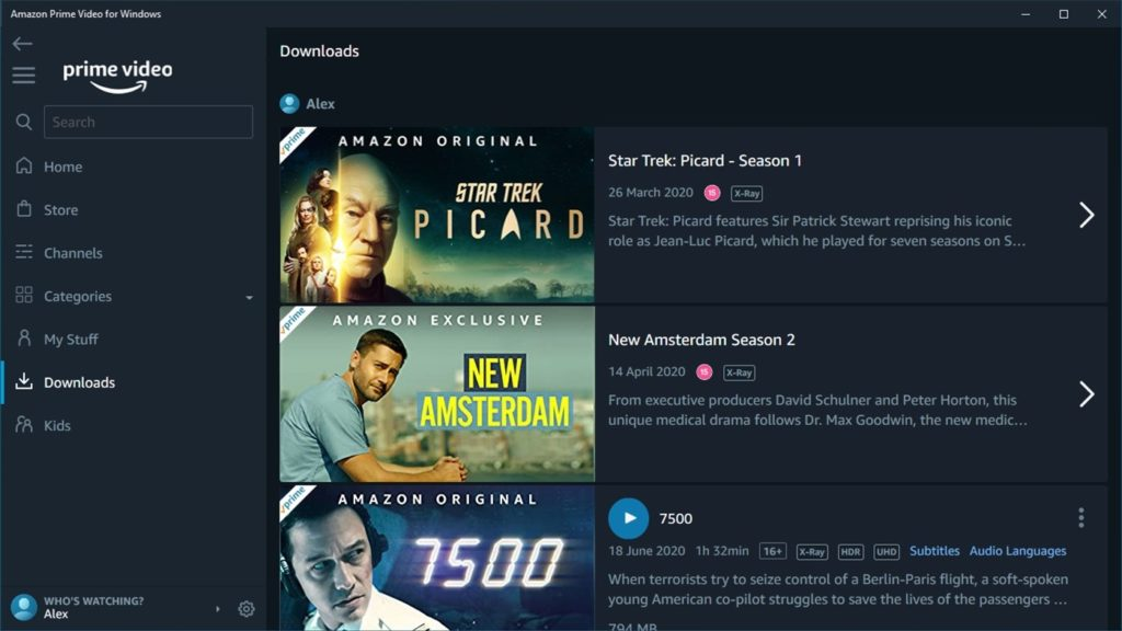 Update: Windows app live] Amazon Prime Video finally gets a Windows app and  may add live TV