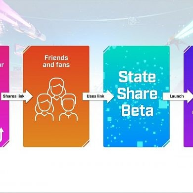 "Crayta will be the first game with Stadia's ""State Share"" multiplayer feature"