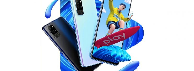 Honor Play 4 and Honor Play 4 Pro with IR temperature sensor launched in China