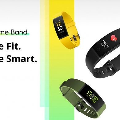 Realme Band's v8.0 update finally adds music controls, stopwatch, and a heart rate reminder function