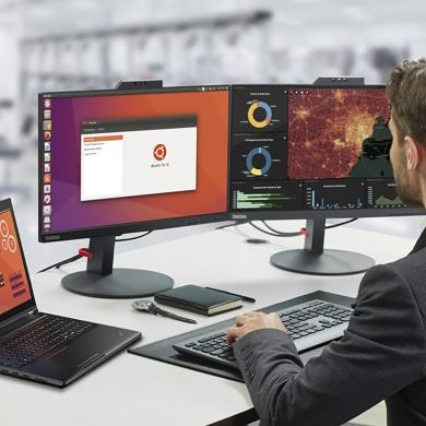 Lenovo's P-series ThinkPads and ThinkStation PCs are getting Linux options