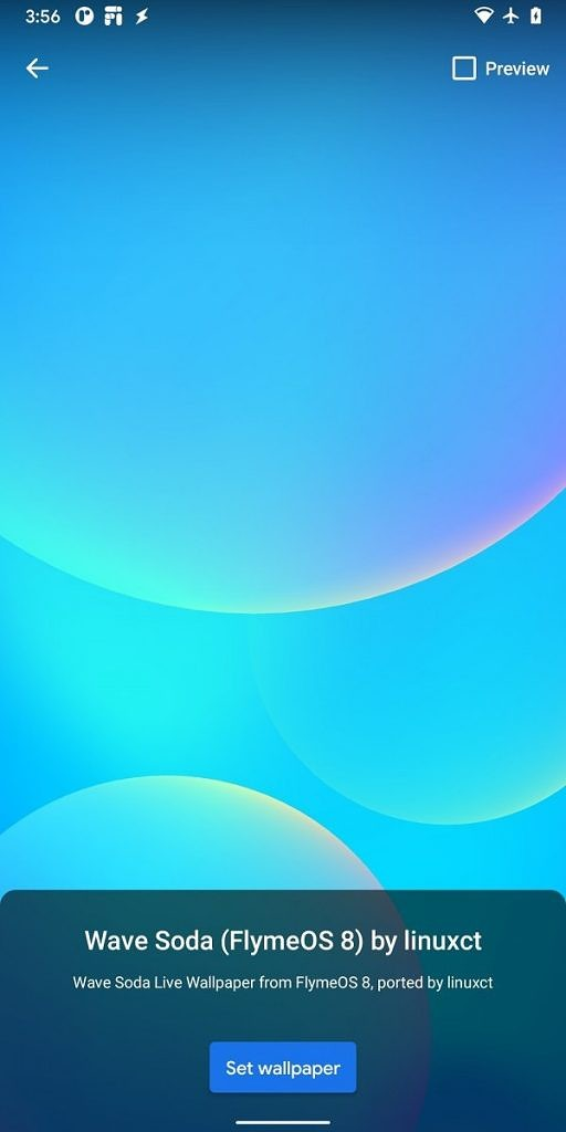meizu flyme os 8 live wallpapers