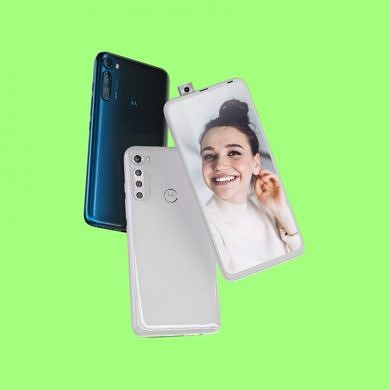 Motorola One Fusion+ launches in India with the Qualcomm Snapdragon 730G and pop-up selfie camera