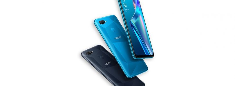 OPPO A12 budget smartphone with 4230mAh battery and dual rear cameras launches in India