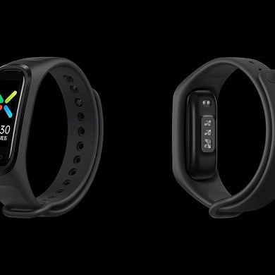 OPPO launches the OPPO Band smart band and teases the OPPO TV smart TV