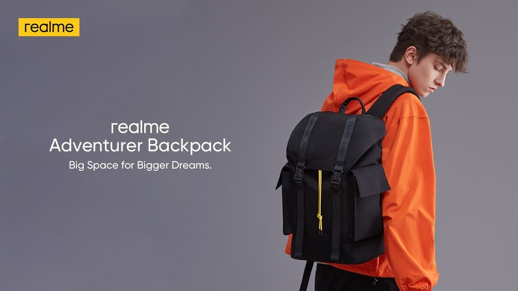 Realme Adventure Backpack