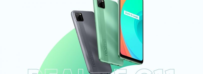 Realme C11 and Realme 30W Dart Charge 10000mAh power bank launched in India