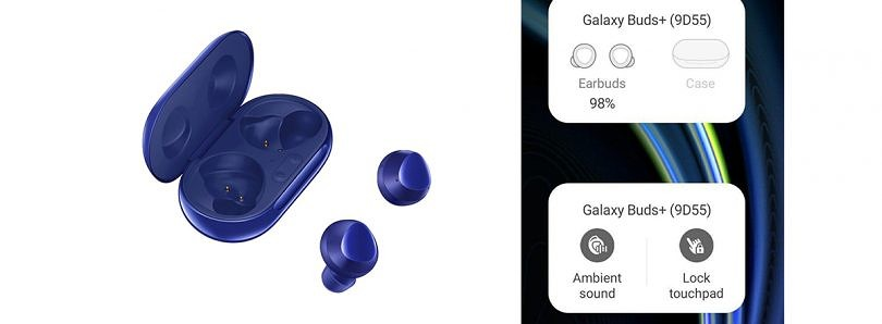 Samsung rolls out home screen widgets for the Galaxy Buds and Buds+