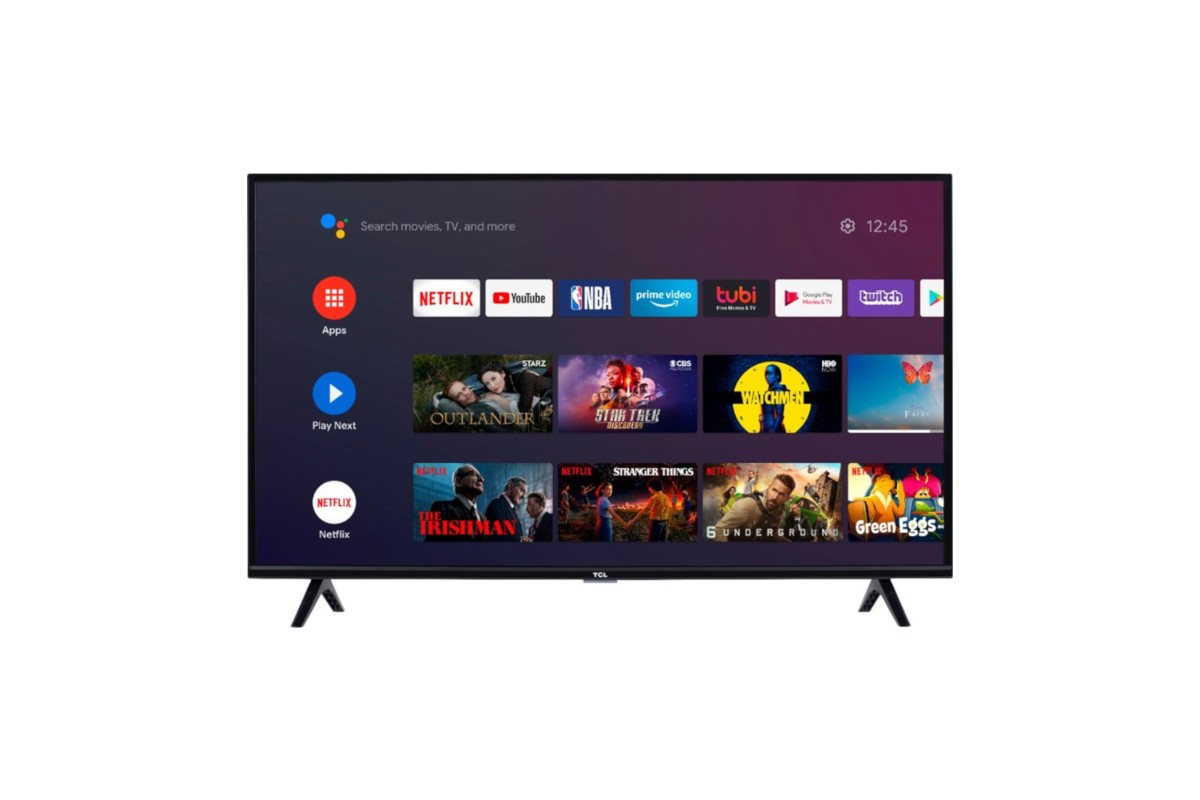 TCL 75-inch Class 4 Smart Android TV