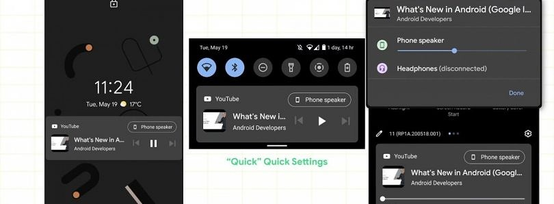 Android 11's new Media Controls can remember up to 5 previous media sessions