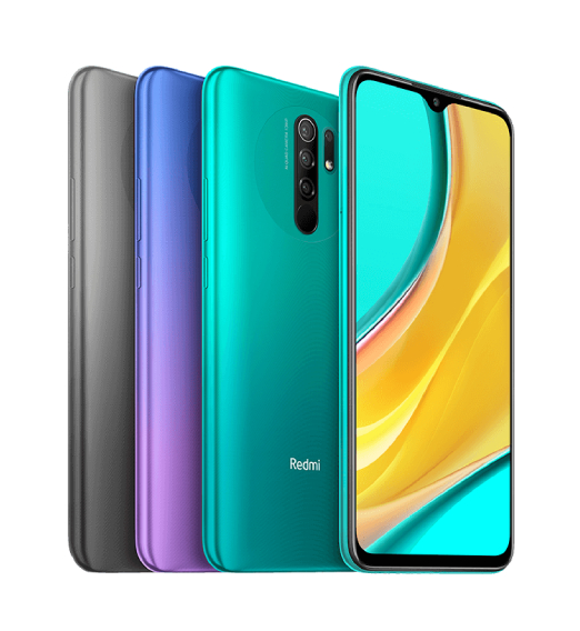 Xiaomi Redmi 9 display