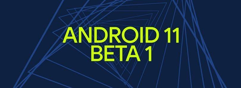Android 11 Beta 1.5 brings Google Pay fix and more minor updates